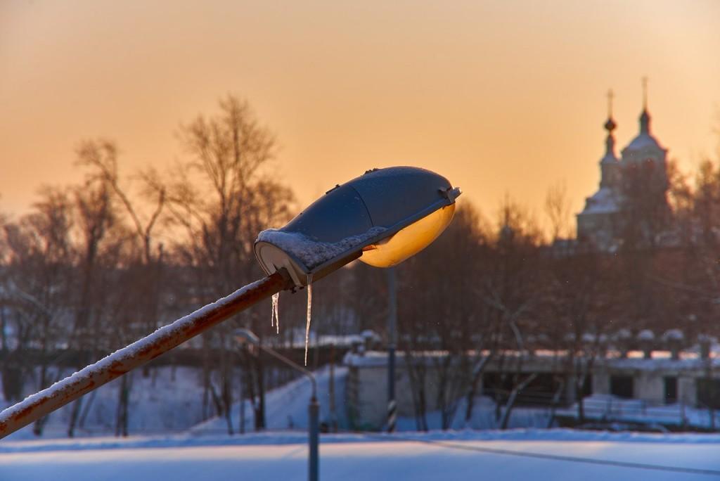 Февральское морозное утро - продолжение ( Владимир 2018 ) 09