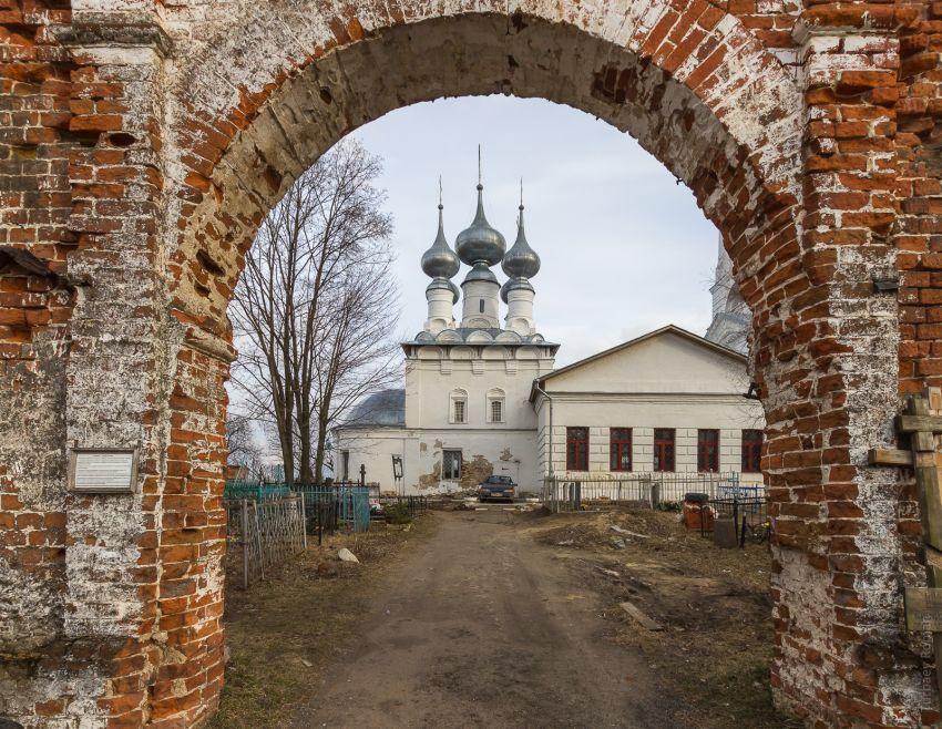 Церковь Михаила Архангела (1683), с. Бабаево, Собинский район, Владимирская область 03