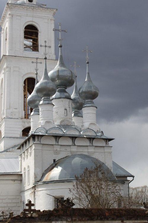 Церковь Михаила Архангела (1683), с. Бабаево, Собинский район, Владимирская область 04