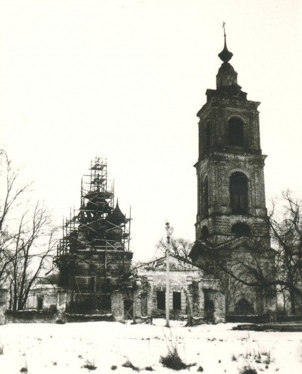 Церковь Михаила Архангела (1683), с. Бабаево, Собинский район, Владимирская область 06