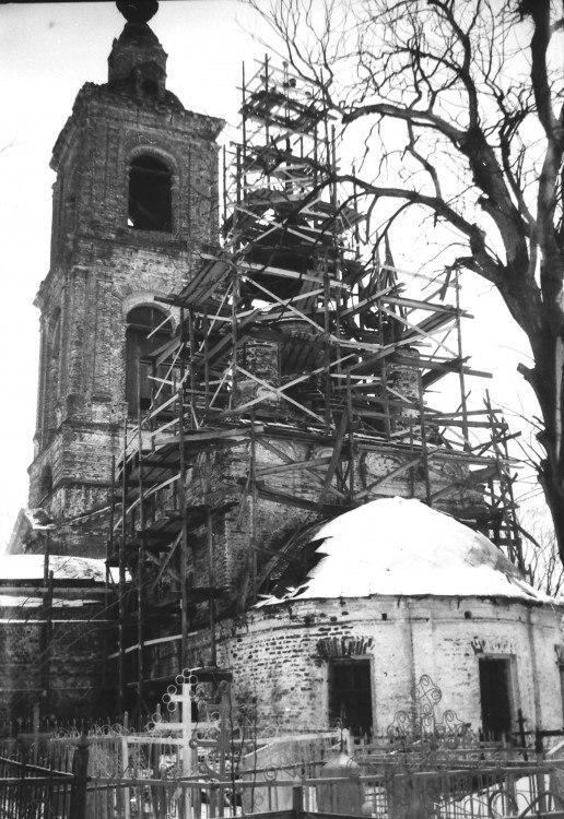 Церковь Михаила Архангела (1683), с. Бабаево, Собинский район, Владимирская область 07