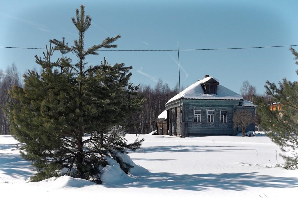 деревня Богданцево, Судогодский р-н 02