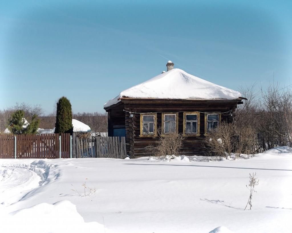деревня Богданцево, Судогодский р-н 03