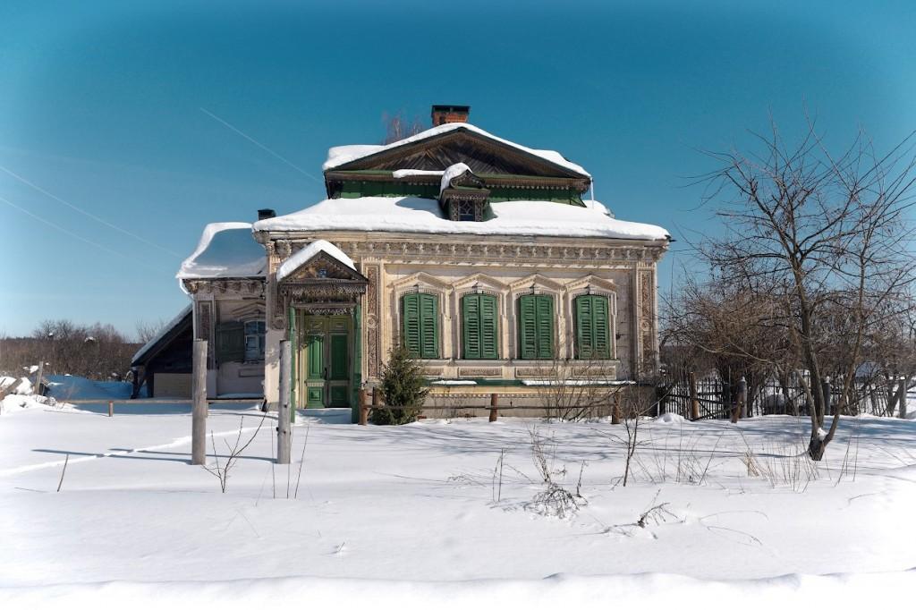 деревня Богданцево, Судогодский р-н 04