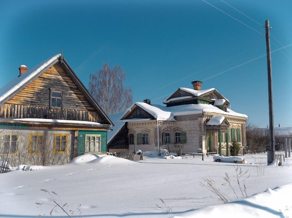 деревня Богданцево, Судогодский р-н 05