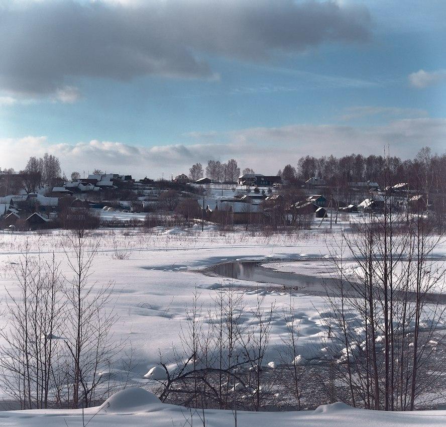 деревня Осинки, река Тара, Вязниковский р-н