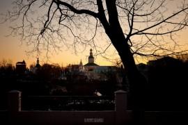 Апрельский вечер во Владимире (2018.04.24)