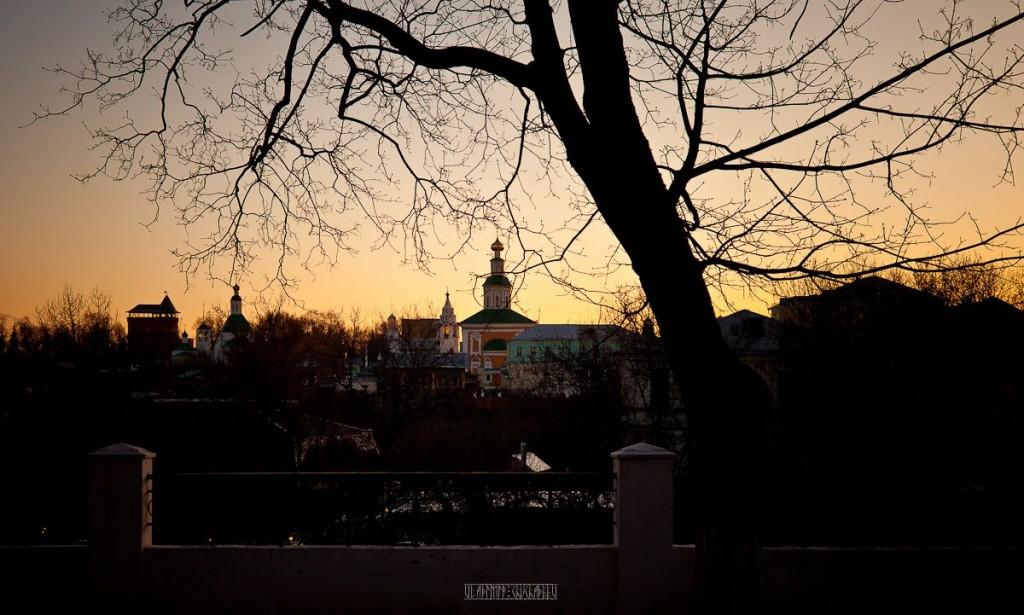 Апрельский вечер во Владимире (2018.04.24) 01
