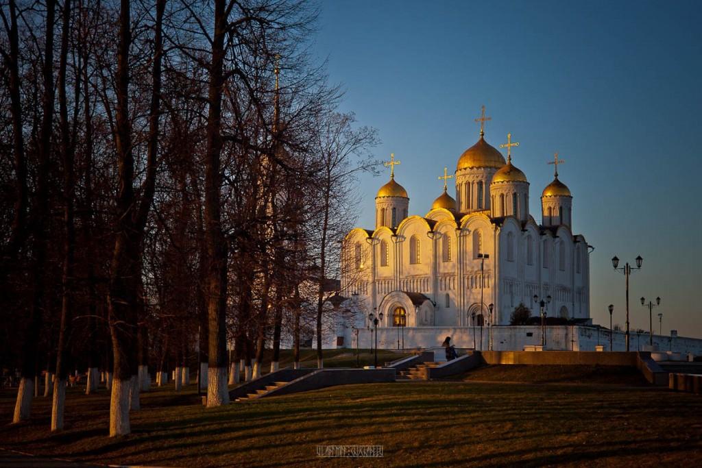 Апрельский вечер во Владимире (2018.04.24) 05