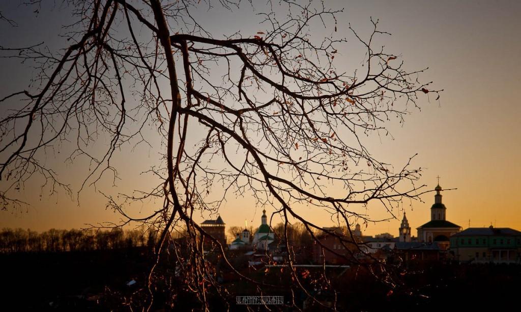 Апрельский вечер во Владимире (2018.04.24) 08