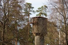 Введенский, водонапорная башня