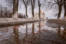 Весенние зеркала ( апрель 2018, г. Владимир )