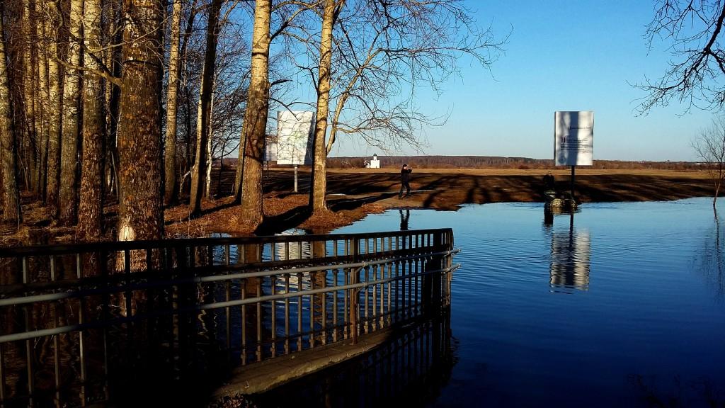 Весенние пейзажи реки Нерль 04