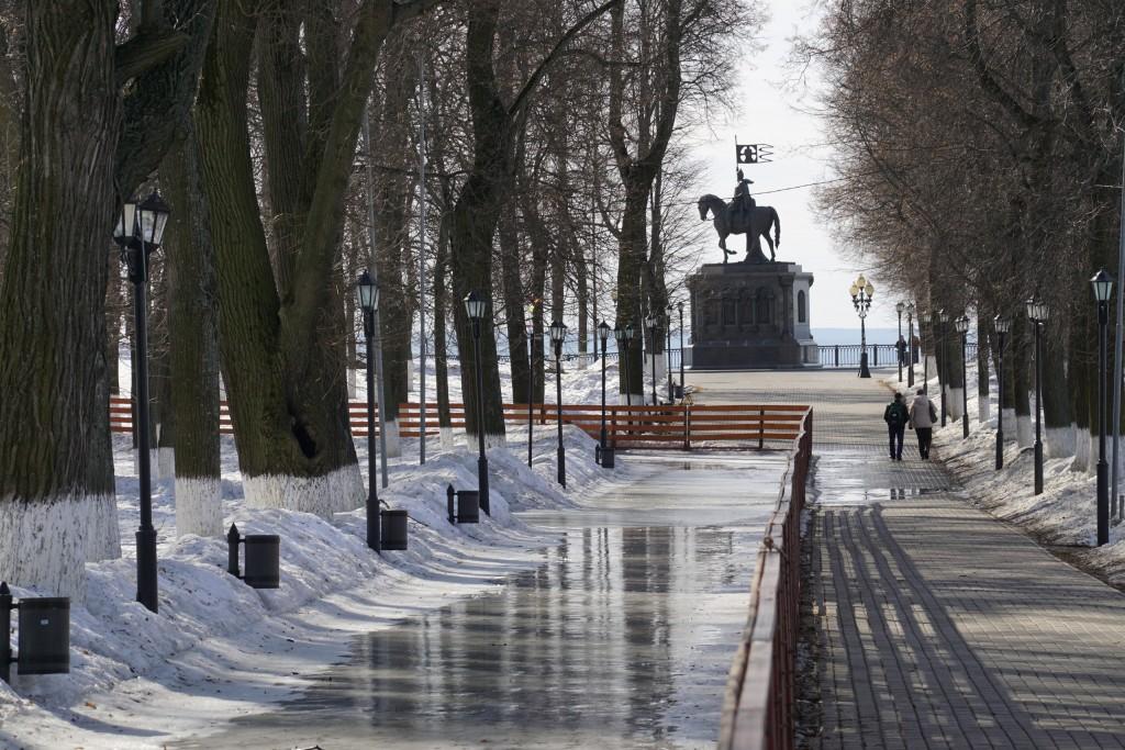 Владимир. Апрель 2018 04