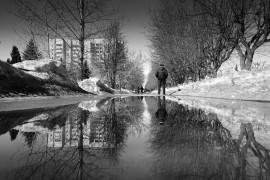 Жизненные фото владимирских улиц  #50оттенкоВесны