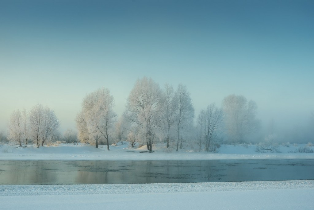 Зима в Вязниковском районе (2018) 01