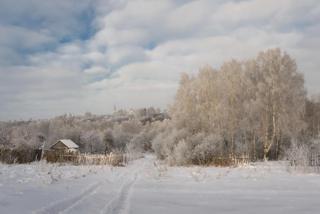 Зима в Вязниковском районе (2018) 02