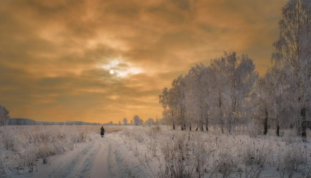 Зима в Вязниковском районе (2018) 05