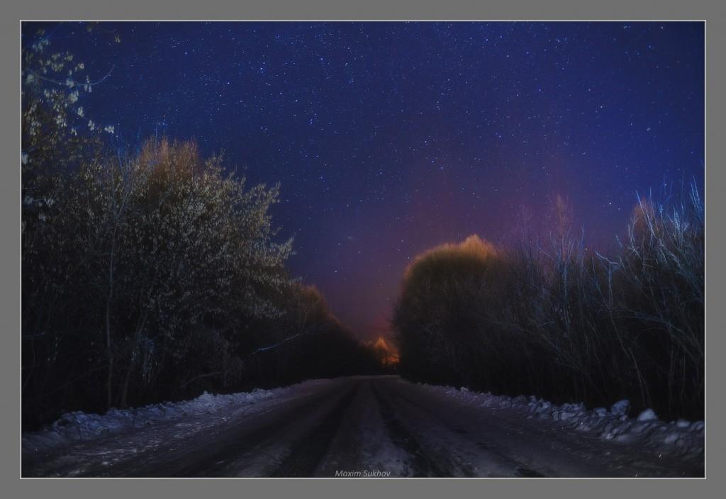 Зима в Вязниковском районе (2018) 08