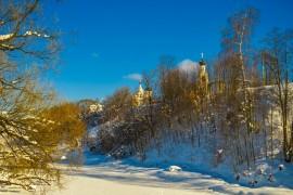 Монастырь на круче, г. Киржач