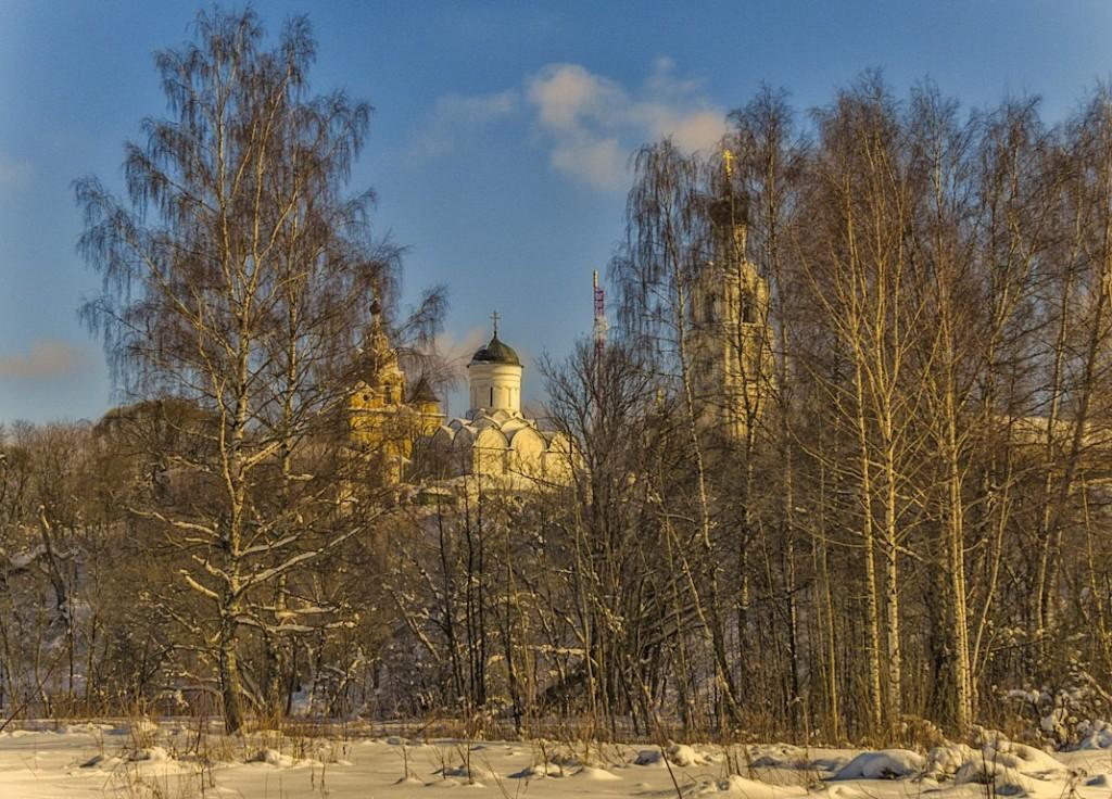 Монастырь на круче, г. Киржач 05