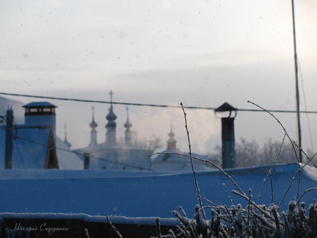 Морозный март в Суздале 03
