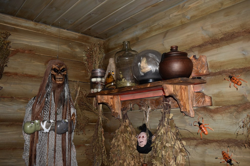 Музей-сказка Бабуси-Ягуси во Владимире 06