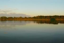 «Летний вечер». Озеро Якуши. Судогодский район. Владимирская область 2016