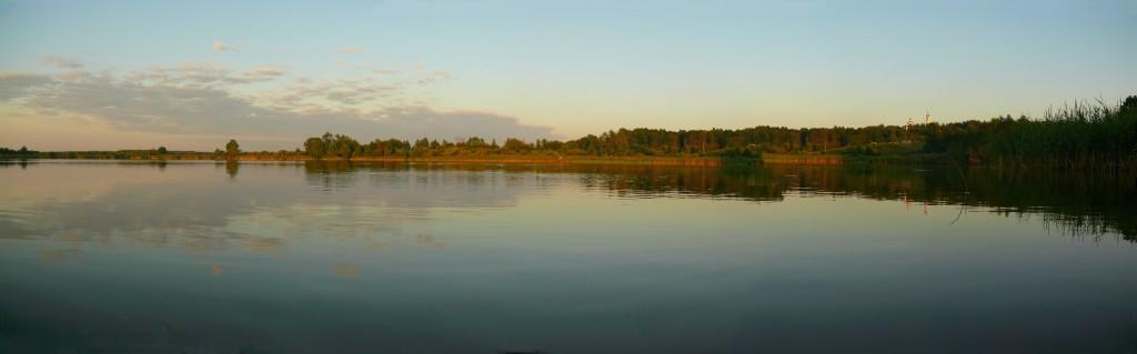 Озеро Якуши. Судогодский район
