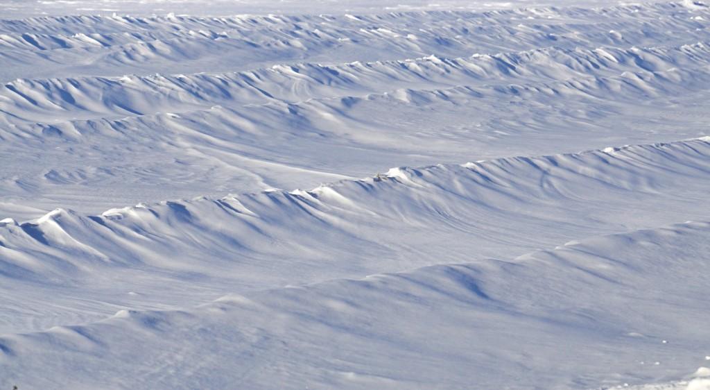 Снежные волны на Суздальских полях 01