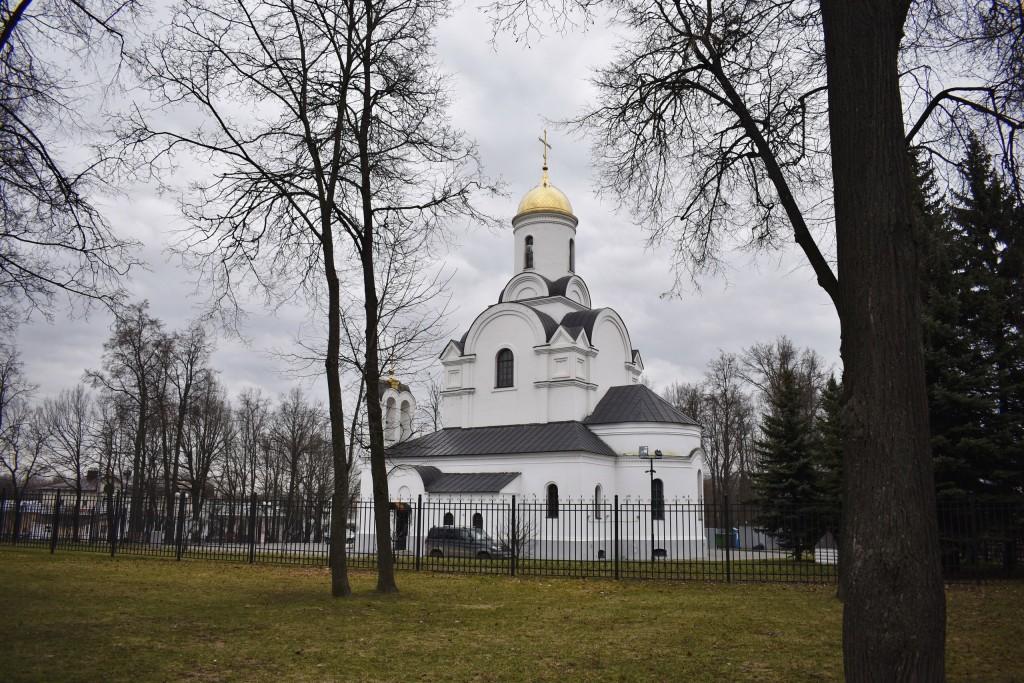 Храм Казанской иконы Божией Матери во Владимире 01
