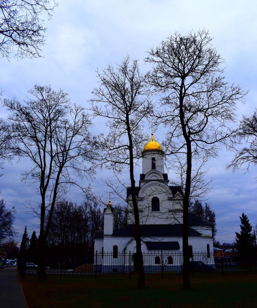 Храм Казанской иконы Божией Матери во Владимире 02