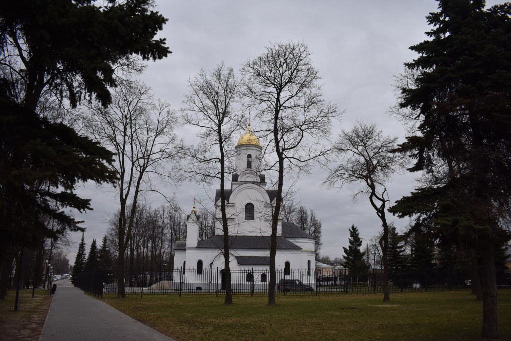Храм Казанской иконы Божией Матери во Владимире 03