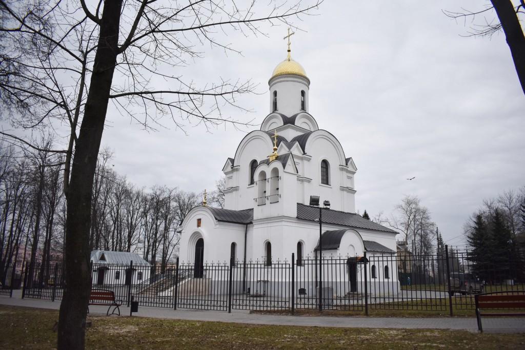 Храм Казанской иконы Божией Матери во Владимире 05