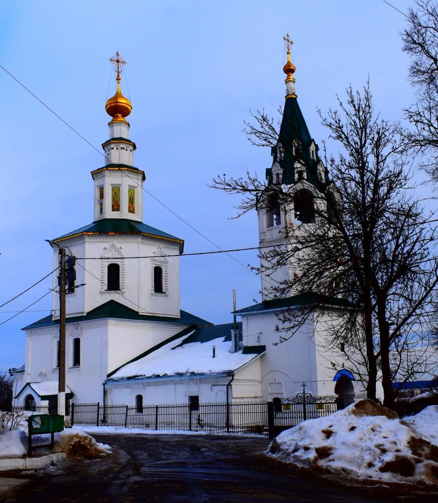 Церковь Николая Чудотворца на Николо-Галейской улице города Владимира 01