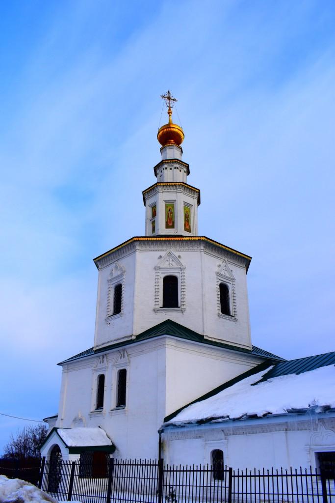 Церковь Николая Чудотворца на Николо-Галейской улице города Владимира 03
