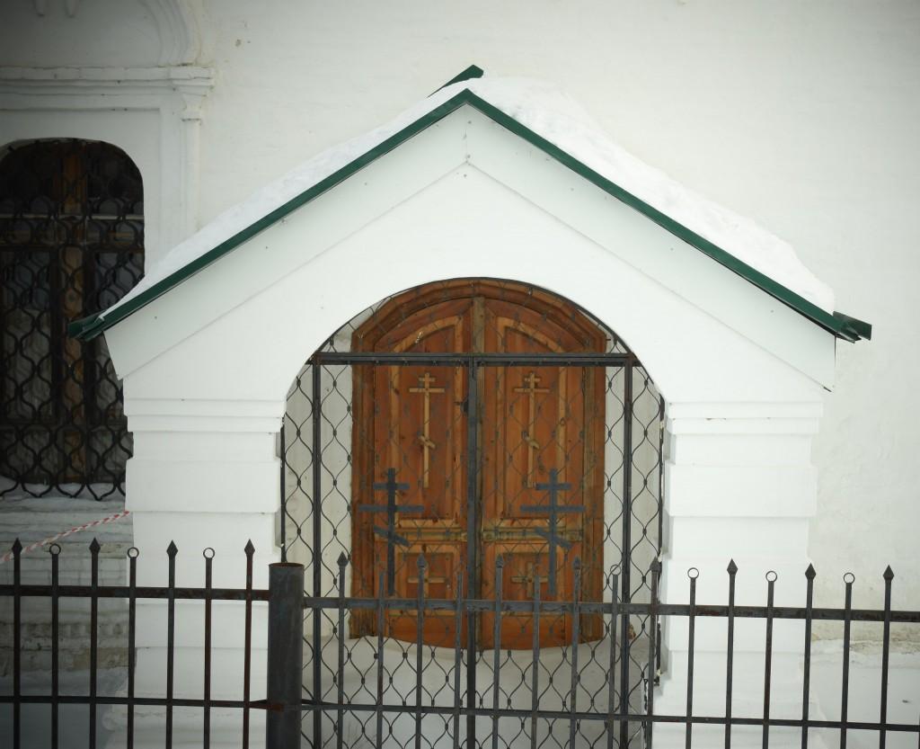 Церковь Николая Чудотворца на Николо-Галейской улице города Владимира 04