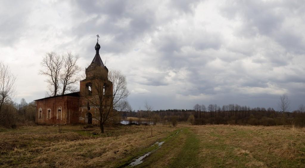 Церковь Троицы Живоначальной, Головино (1881-1885) 01