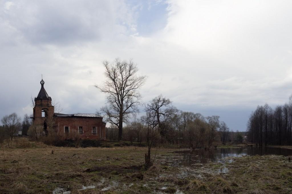 Церковь Троицы Живоначальной, Головино (1881-1885) 03