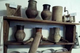 Экспонаты краеведческого музея в Покрове