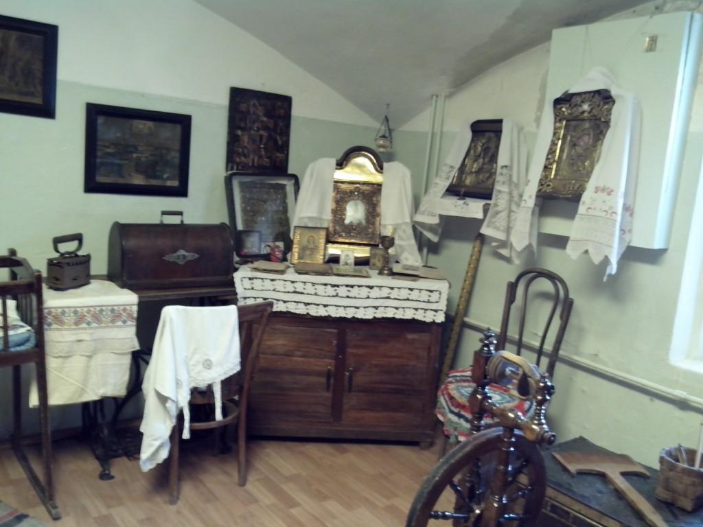 Экспонаты краеведческого музея в Покрове 02