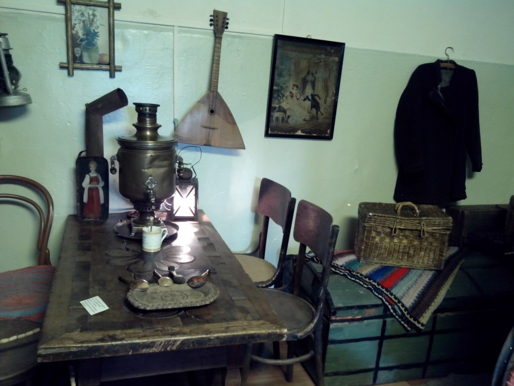 Экспонаты краеведческого музея в Покрове 03