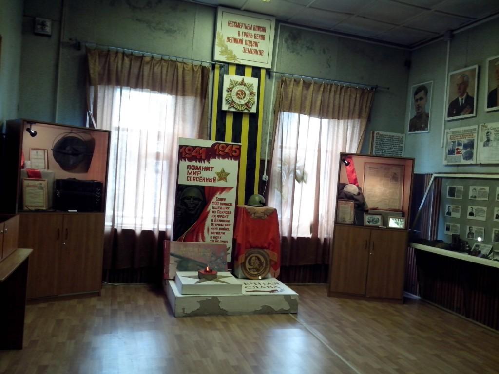 Экспонаты краеведческого музея в Покрове 06
