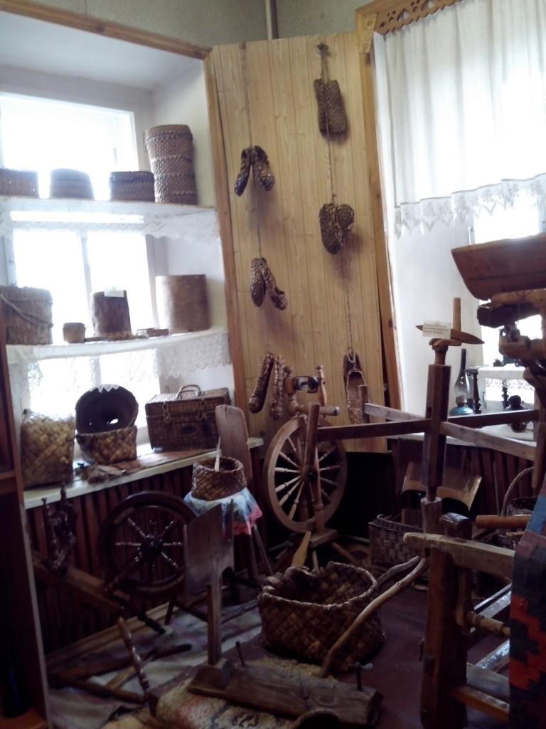 Экспонаты краеведческого музея в Покрове 07