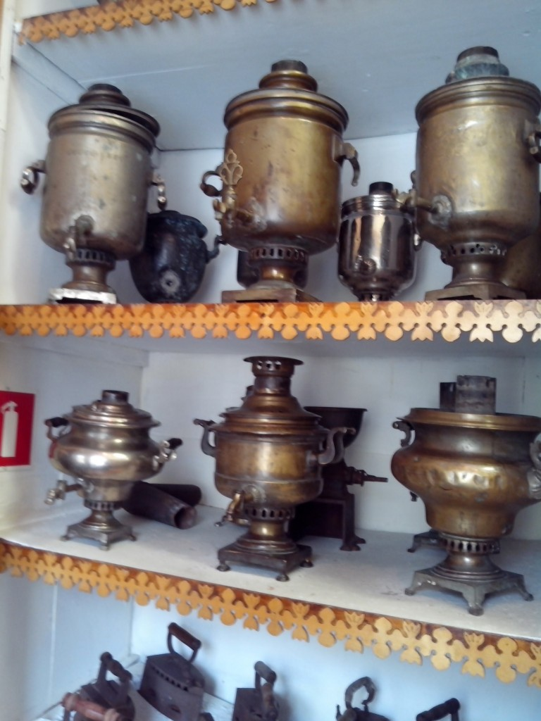 Экспонаты краеведческого музея в Покрове 08