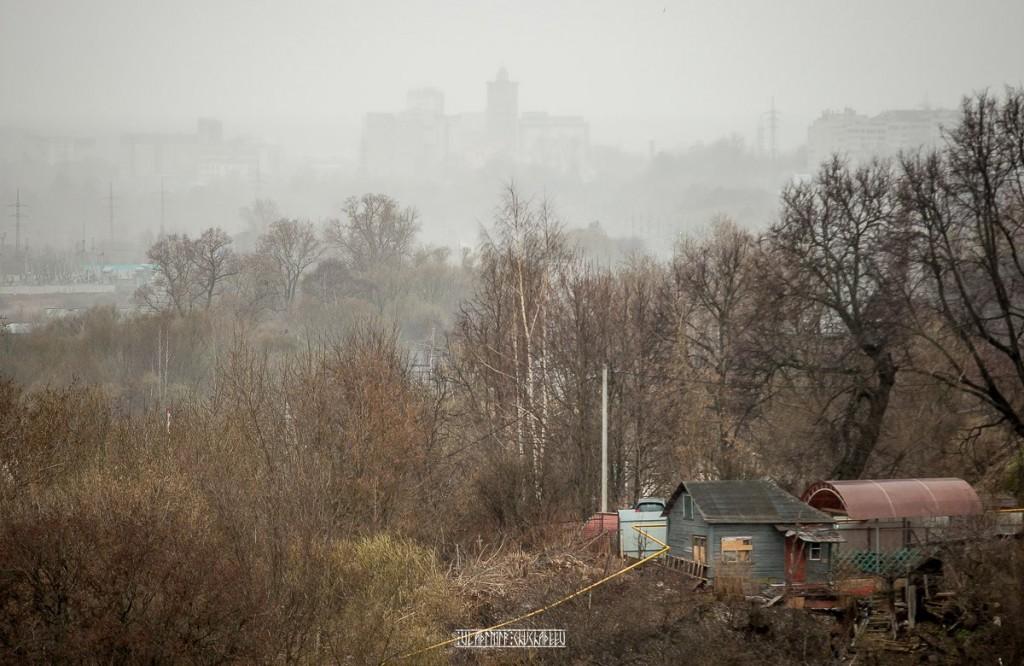 2018_04_22 Хмурь и снежок во Владимире 07