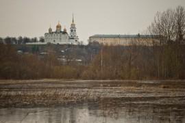 2018_04_25 Пойма Клязьмы, Владимир