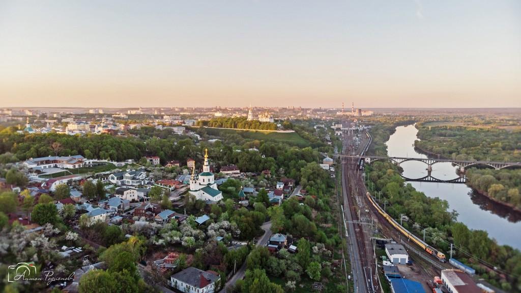 Владимир с высоты 29