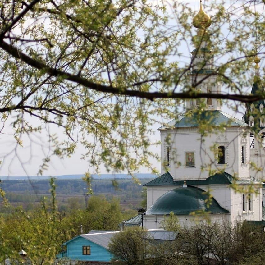 Начало мая 2018 во Владимире 02
