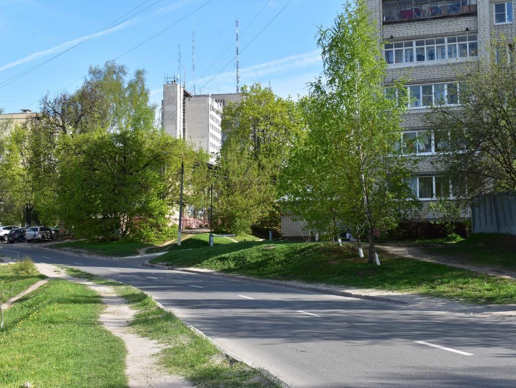 Улица Садовая во Владимире 06